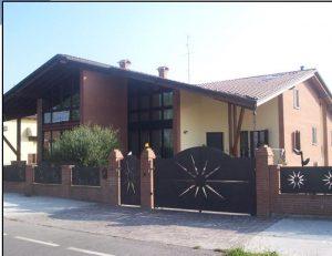 Realizzazione di villa bifamiliare